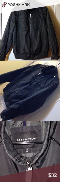 Men's Jacket Brand New Never Been Worn....Great for the winter Attention  Jackets & Coats Lightweight & Shirt Jackets