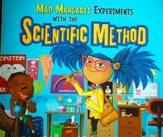 Love this book for learning the scientific method!  Looking for more science stuff?  Check out all of the entirely free and wonderful NGSS resources and lesson plans at betterlesson.com!