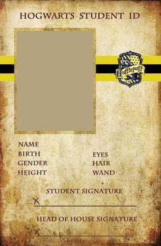 ID cards!! lol