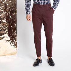 now on eboutic.ch - brown chino pants for men Brown Chinos, Famous Brands, Sexy Outfits, Feminine, Glamour, Elegant, Pants, Jackets, Clothes