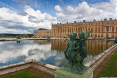 The Palace of Versailles #versailles