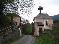 2pices church in Carinthia