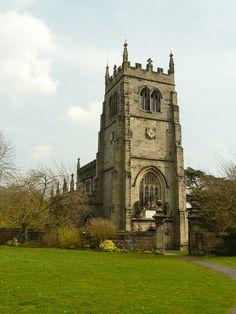 Staunton Harold Church - Chapel of the Holy Trinity.