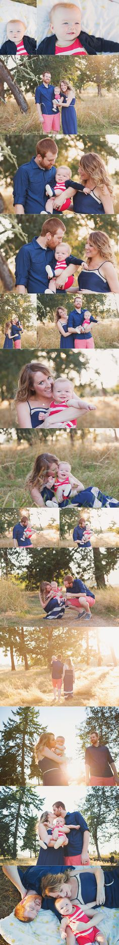 6 months together | Covington family photographer » Kristal Joy Photography