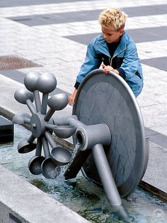 Architectural Playground Equipment