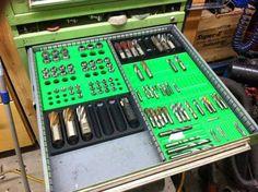 Tooling organization - The Garage Journal Board
