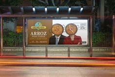Campaña de Publicidad Jornadas del Arroz para #losmellizos por #Dika. #estudio #studio #proyecto #project #málaga #costadelsol #diseño #design #gráfico #graphic #campaña #campaign #publicidad #publicity #advertising #streetmarketing #marketing #rice #eslogan #premio #preize #agripina #restauración #paella