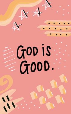 Have you ever thought God is good? What about in your trials when bad things happen, do you still think God is good? Here's how to truly believe God is good! Jesus Wallpaper, Words Wallpaper, Bible Verse Wallpaper, Screen Wallpaper, Phone Wallpaper Quotes, Iphone Wallpaper, Bible Verses Quotes, Jesus Quotes, Faith Quotes