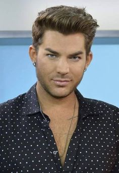 Gorgeous Adam Lambert.