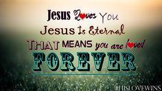 #hislovewins #thereallovewins #lovewins #askingachristian