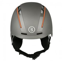 Bogner Ski Helmet Freeride in Grey | Matt Grey Ski Helmet