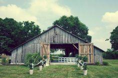 The Farmhouse Weddings - Nappanee, IN Wedding & Reception Venue (photo © copyright Imagination Photography)