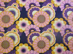 Image of Heals 'Florida fabric - fat quarter Motif Vintage, Vintage Textiles, Vintage Colors, Vintage Flowers, Vintage Patterns, Vintage Prints, Pattern Paper, Fabric Patterns, Print Patterns