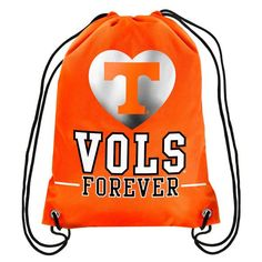 Tennessee Volunteers Forever Drawstring Backpack - $12.99
