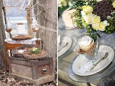 """""""Bless This Nest"""" Bird Baby Shower {Gender Neutral} // Hostess with the Mostess®"""