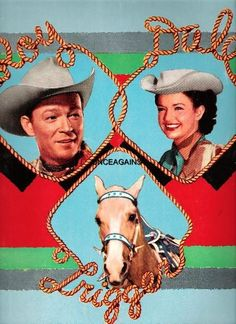 ROY ROGERS AND DALE EVANS 2