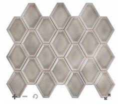 Glass Snow Napier Mosaic Tile 27 99 Sq Ft Coverage 10 00