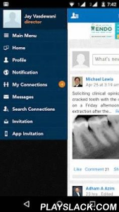 Endolit  Android App - playslack.com ,  The Endolit app has undergone major upgrade and changed from just an app providing endodontic knowledge to an endodontic network that connects Endodontists and dentists interested in the field of Endodontics. Each user can now develop his own profile, connect with other users and communicate with them through text messaging. With our new home page, users can share their day-to-day work, discuss cases and get instant notification when other users…