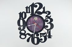 Vinyl Record Album Wall Clock artist is Stevie Nicks by vinylclockwork, $23.00