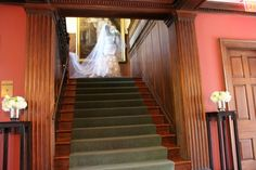 The #bride is on her way... #mansionwedding
