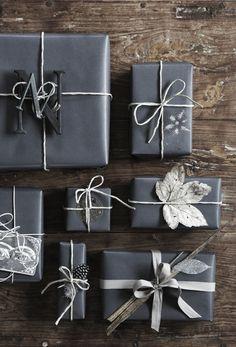 Giv en gave, der ikke blot skaber blikfang under træet, men som også vækker beundring hos den heldige modtager. Find inspiration til at give en gave med stil her.