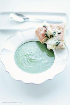 Zupa brokułowa