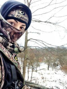 Deer hunter Nicole McClain talks about cold weather gear