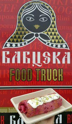 Babuska food truck