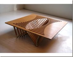Concept Transformable Rising Table