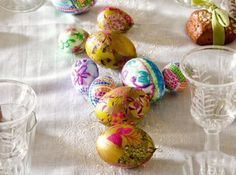 Easter inspiration and wishes.