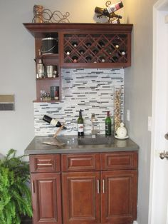 2010 Finalist On CG! Stocked And Ready To Serve! Use Of Kitchen Cabinets  With