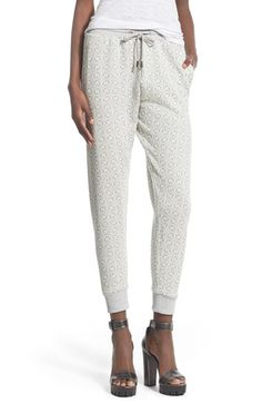 b819fddee9b Whitney Eve  Moonstone  Jogger Pants available at  Nordstrom Whitney Eve