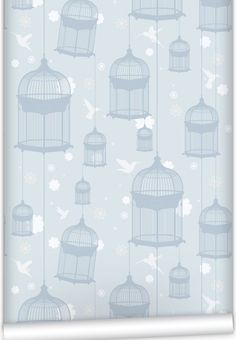 Birdcage by Muffin & Mani
