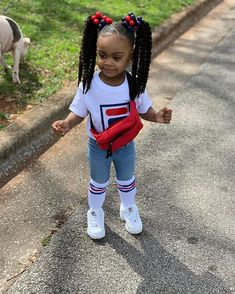 Follow @shopfbk Happy birthday ! @marli_baker ❤️ Stylish Baby Girls, Cute Little Girls Outfits, Kids Outfits Girls, Stylish Kids, Cute Mixed Babies, Cute Black Babies, Black Baby Girls, Black Kids, Cute Kids Fashion
