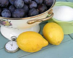 """""""100 Homemade Jam, Jelly, & Marmalade Recipes"""" as found on tipnut.com. made from fruits, berries, herbs, flowers, and produce. Just click your selection from the list and that takes you to the recipe site. I can't wait to try some of the more unusual flavors."""