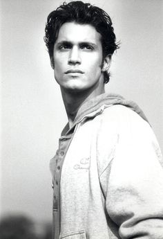 Nigel Barker young. Ohh my..beautiful
