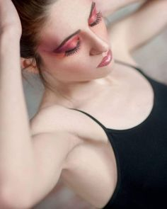 Model @morgan3wade  Another beautifully soft image..:) MUA @dd_koons