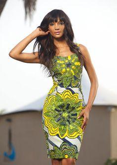 Beautiful African print