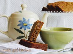 Rhubarb Spiced Chai Tea Bread: milk, chai tea bags, strawberry rhubarb ...