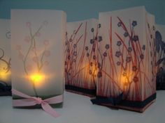 Just Add Ink: Vellum Luminaries Tutorial