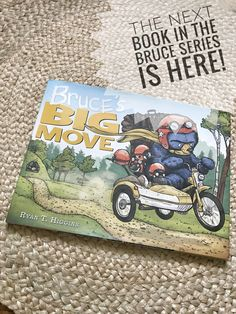 Bruce's Big Move #ad