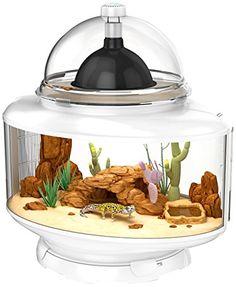 BioBubble Reptile Terrarium, Silver - http://www.petsupplyliquidators.com/biobubble-reptile-terrarium-silver/