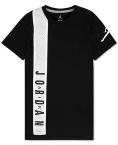 sports shoes 16b18 c10f6 Jordan Boys  Graphic-Print T-Shirt   Reviews - Shirts   Tees - Kids - Macy s