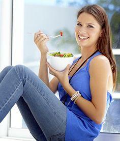 Mutsuz Kadınlar Ve Beslenme Şekli