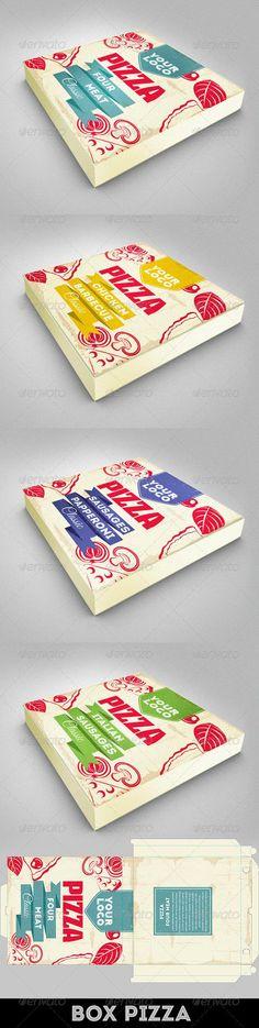Design Pizza Box