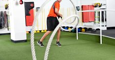 Oftentimes when training with battle ropes, people stick with basic moves that lack variety and complexity. Because of this, the ropes are frequently underutilized. However, with a little creativity the battle ropes can become one of your favorite pieces of equipment at the gym. Battle ropes are not only an innovative and stimulating way to train,...
