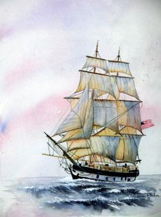 paintings of old ships - get domain pictures - getdomainvids.com