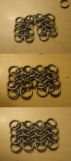 How to Make Chainmail - Part 5 by DaveLuck on DeviantArt