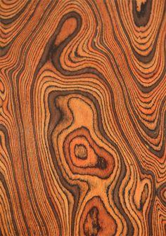Chrome Exotic Wood...