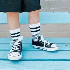Can't beat a Fresh pair of kicks ✌🏼   #conversekids #hellostrangernz #style #fashion #kidsfashion #summer #kidsstyle #toddler #toddlerfashion #nz #australia #converse